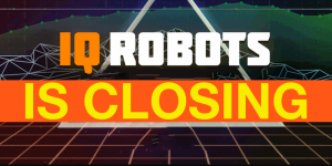 IQ options robot closing